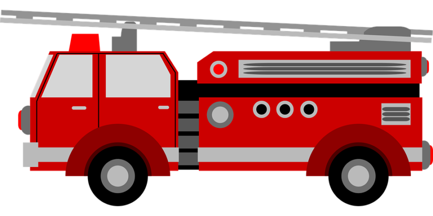Firetruck clipart fire safety. Lenten service project week