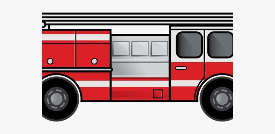 Firetruck clipart fire safety. Truck transparent background