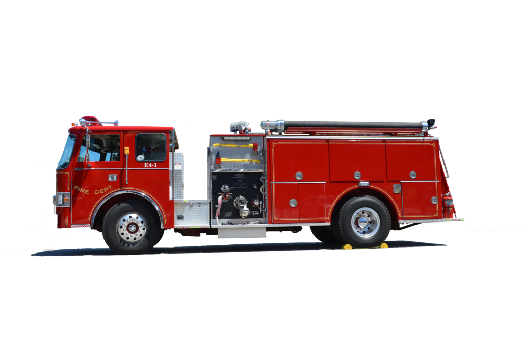Png truck transparent images. Firetruck clipart fire station