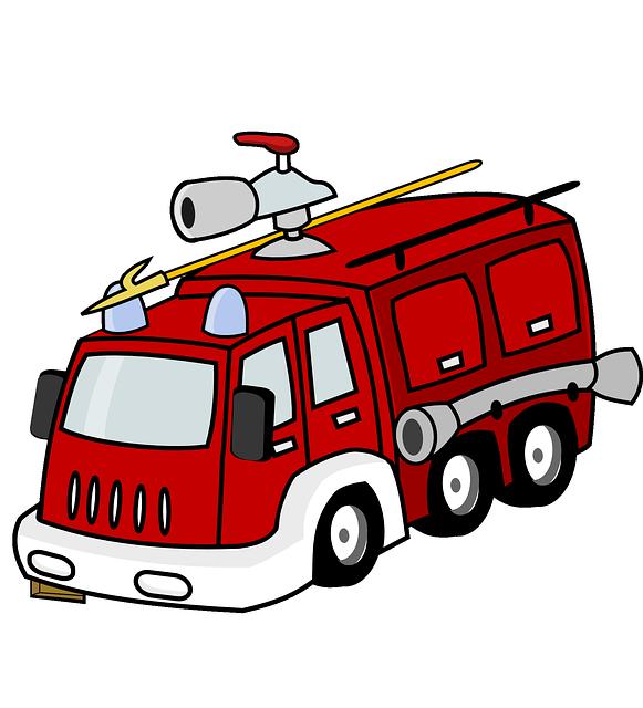 Weekly update week of. Firetruck clipart firedrill
