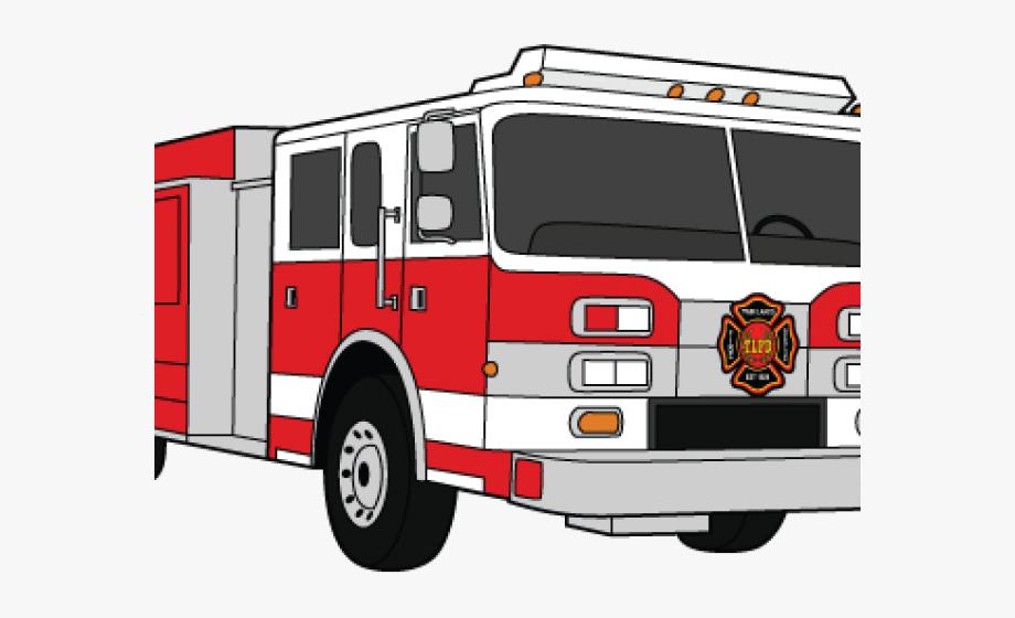 Fire truck transparent background. Firetruck clipart firedrill