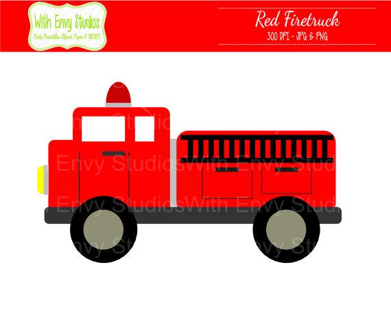 Fire truck kitchen cliparting. Firetruck clipart kid