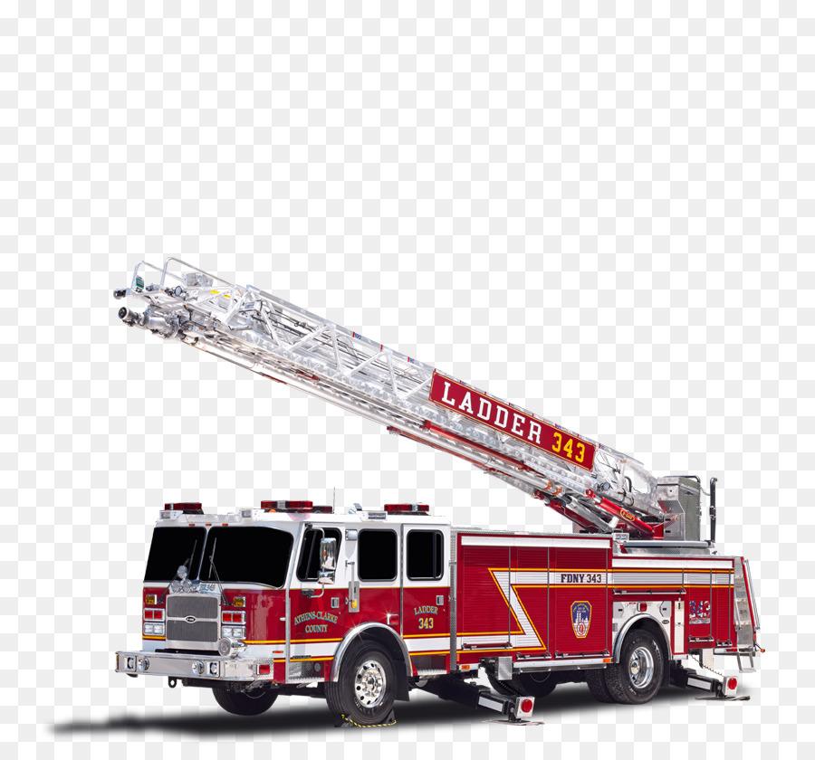 Firetruck clipart ladder. New york city truck