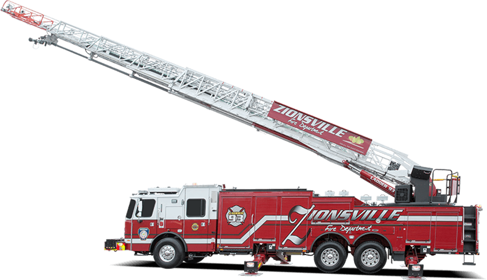 Fire truck image collections. Firetruck clipart ladder