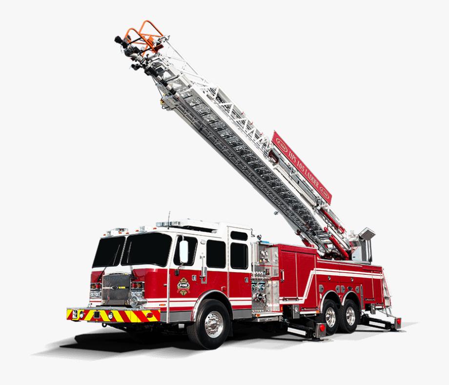 Fire engine free cliparts. Firetruck clipart ladder
