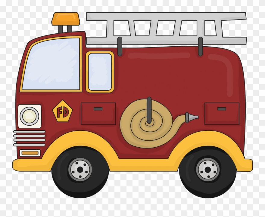 Firetruck clipart month. In observation of october