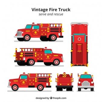 Firetruck clipart month. Free fire truck download