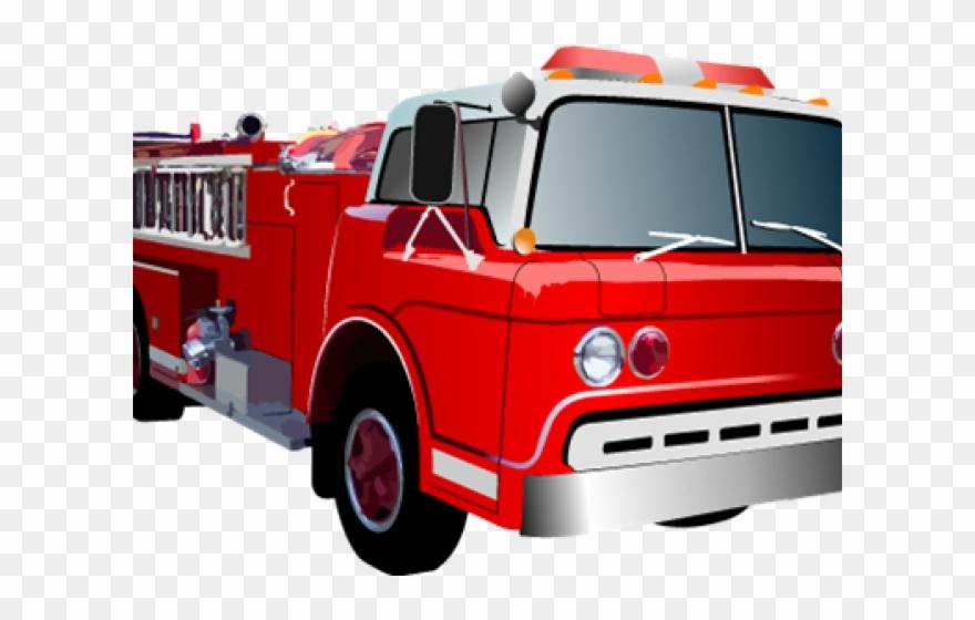 Firetruck clipart month. Fire truck transparent background