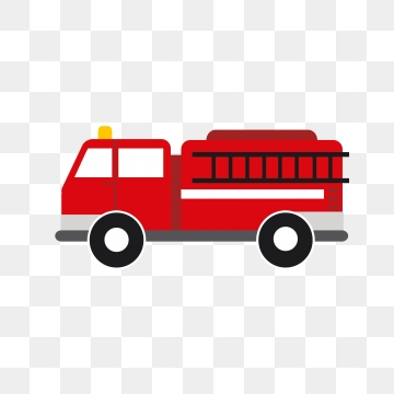 Firetruck clipart simple. Fire truck png images