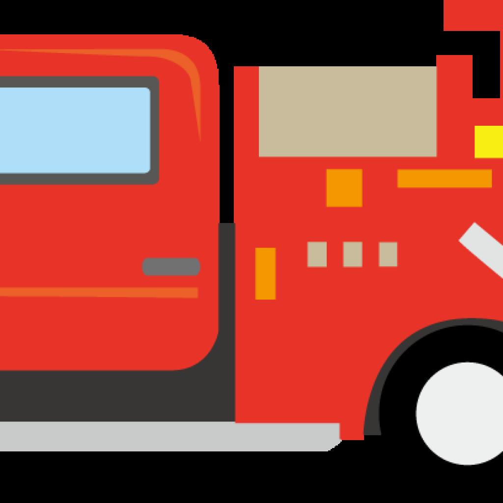 Clip art of fire. Firetruck clipart vector