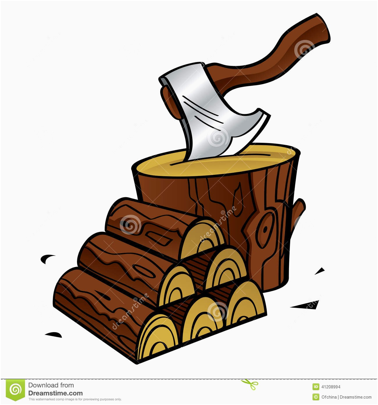 Firewood clipart. Wood beautiful log clip