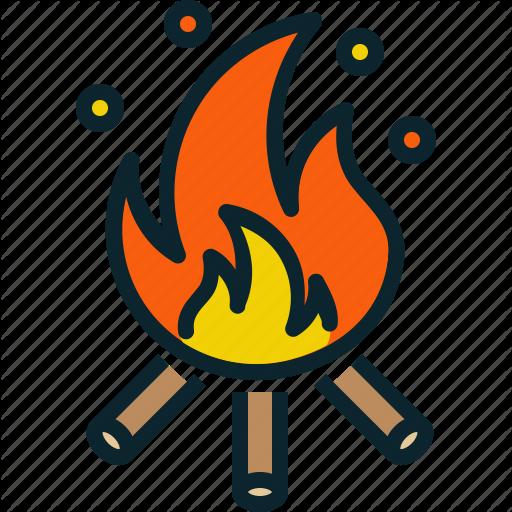 Firewood clipart bonfire night.  seasons by vignesh