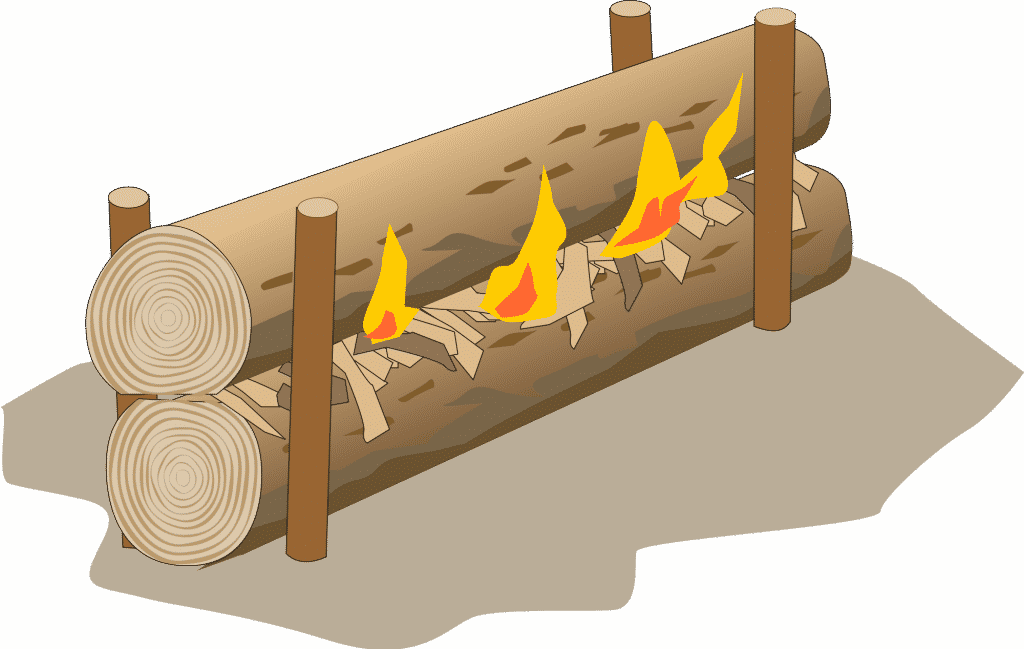 A near complete list. Firewood clipart combustion reaction