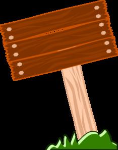 Wood sign clip art. Firewood clipart kayu