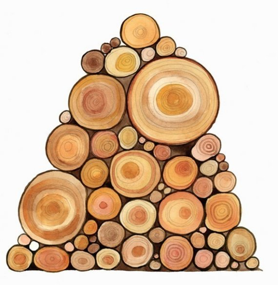 Firewood clipart wood pile. Clip art library