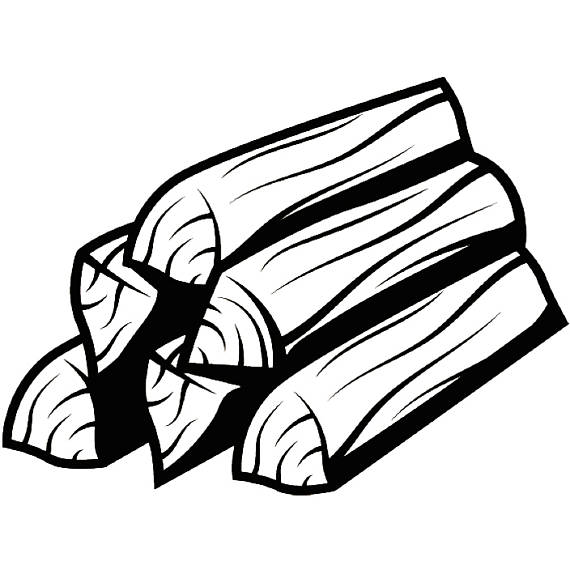 Drawing free download best. Firewood clipart wood pile