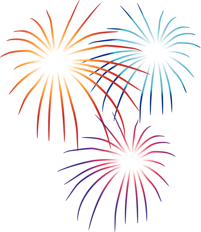 Fireworks . Firework clipart