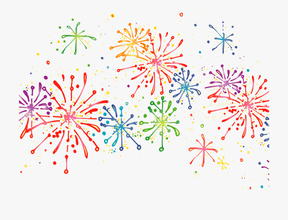 Clipart fireworks transparent background. Firework png no