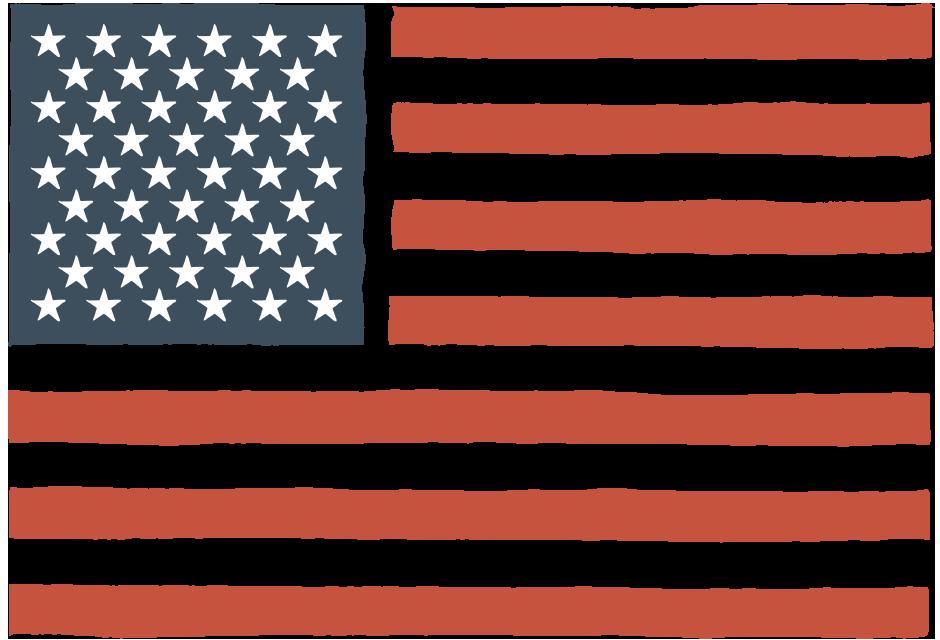 Firework clipart american flag. Hockessin fourth of july