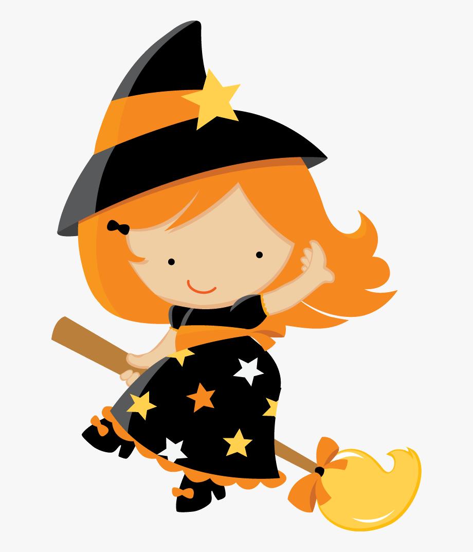Baby witch clip art. Firework clipart halloween