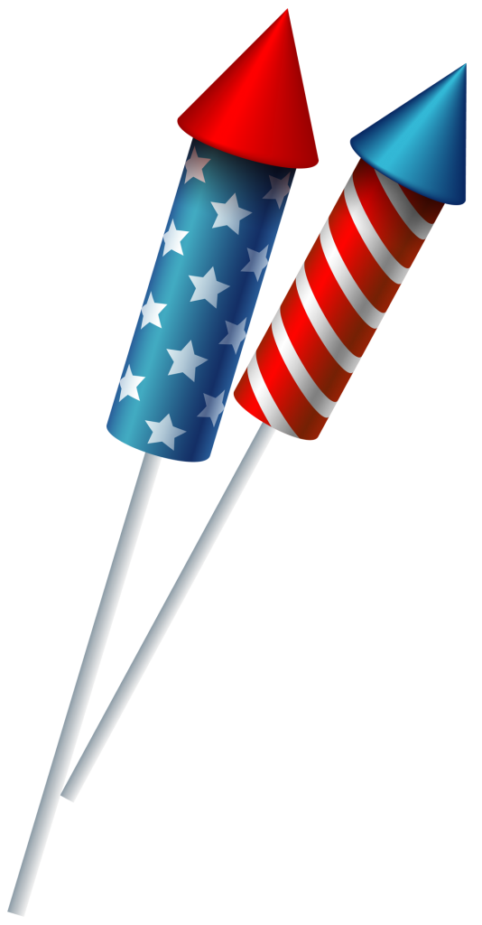 Firework clipart vintage.  th of july