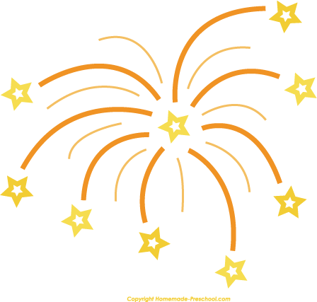 Firecracker clipart simple. Free fireworks click to
