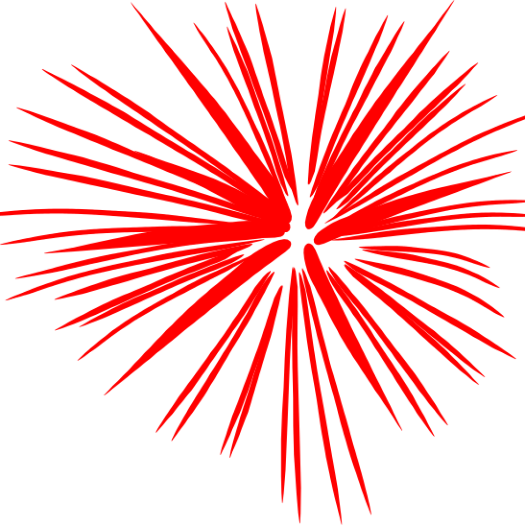 Fireworks clipart easy.  th of july