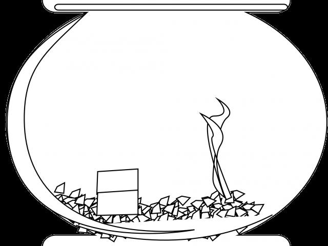 X carwad net . Fish clipart bowl