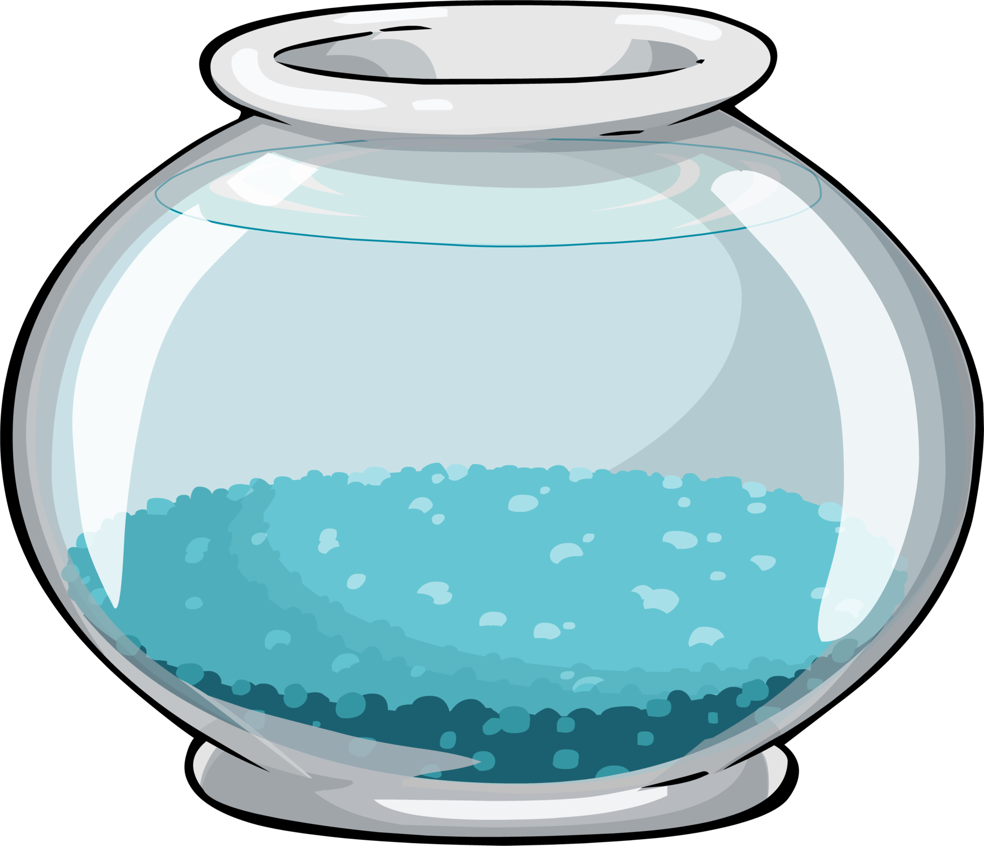 Fish clipart bowl. Picture free download clip