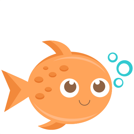Pin on bday party. Fish clipart cut out