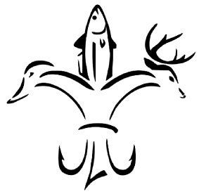 Fish clipart deer. Free download clip art