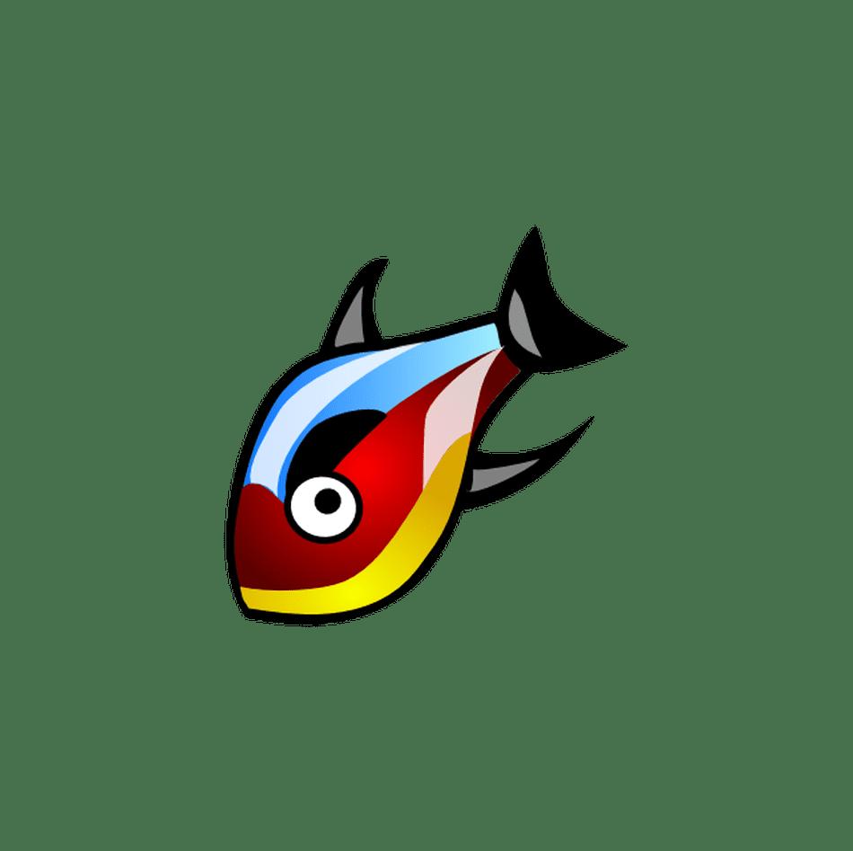 free fish clip. Salmon clipart pile