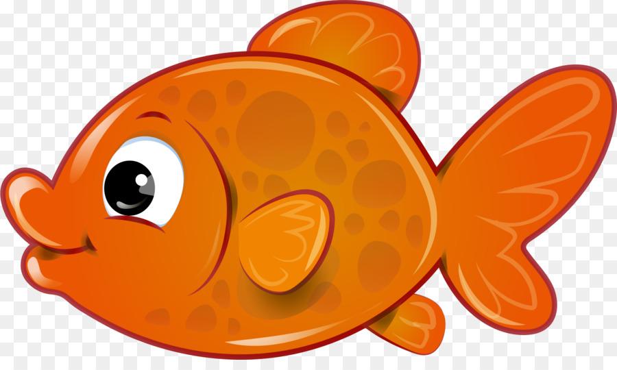 Goldfish clipart heart. Butterfly illustration orange fish