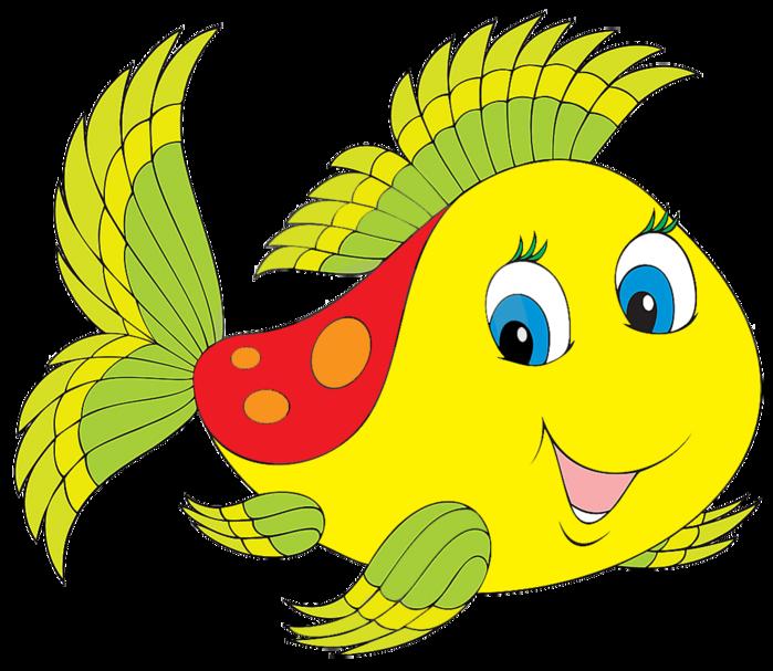Fish clipart plant.  rosinka liveinternet