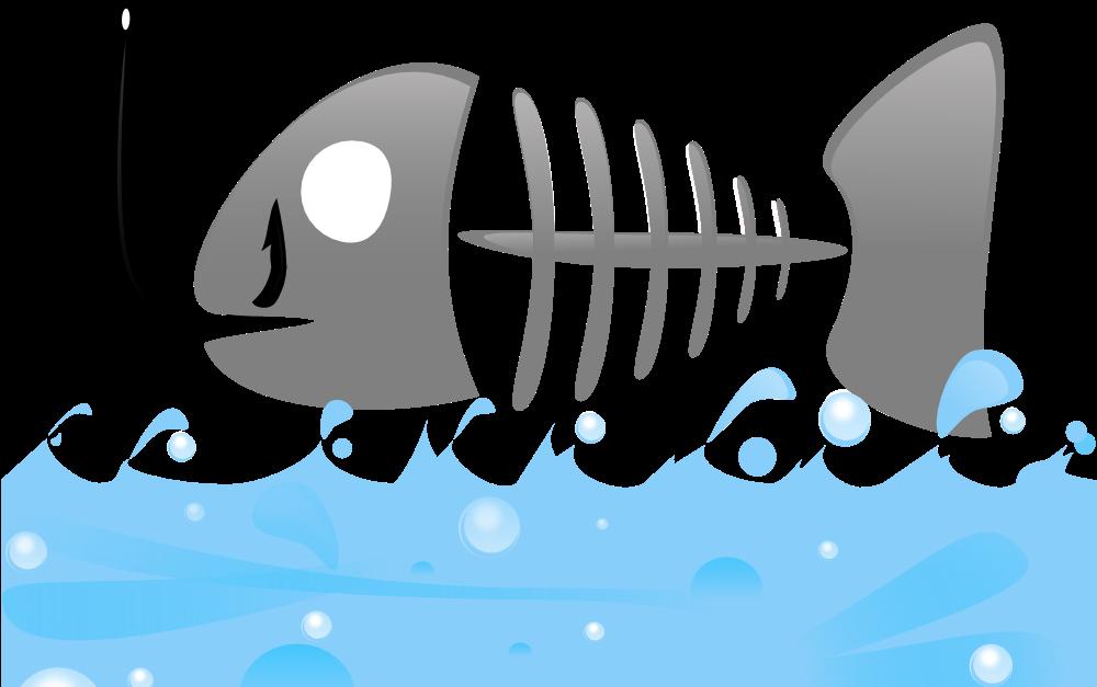 Fish clipart pollution. Logo px clip art