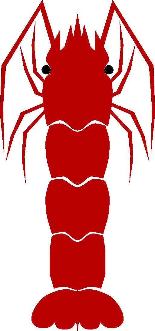 Fish clipart shrimp. I royalty free public