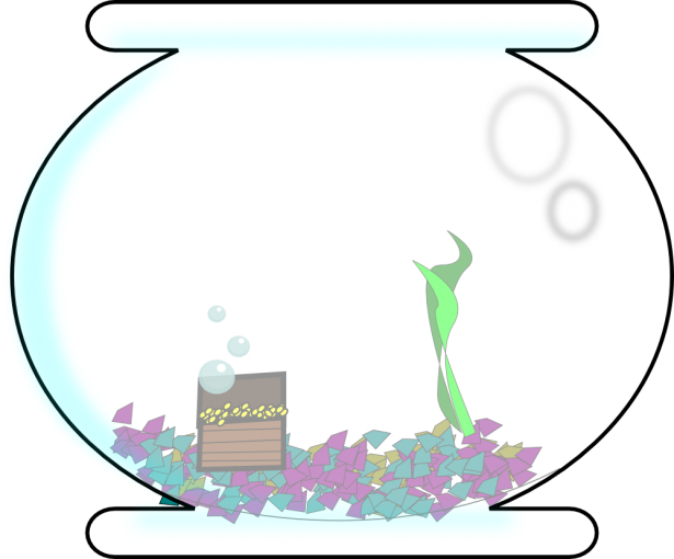 Marvelous picture inspirations medium. Fishbowl clipart empty fish tank
