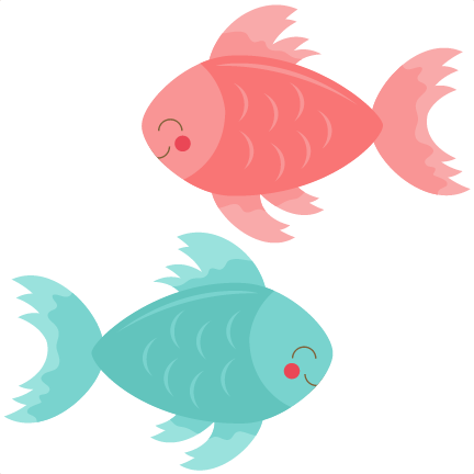 Free cliparts download clip. Fish clipart teal