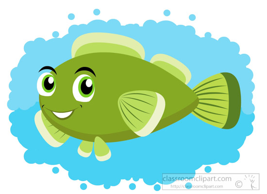 Free clip art pictures. Fish clipart water