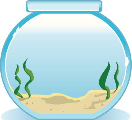 Free fish bowl pictures. Fishbowl clipart