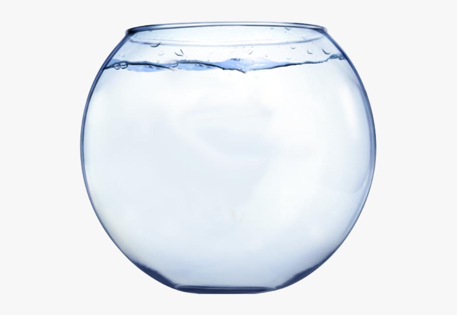 Fishbowl clipart aquarium. Empty fish tank bowl