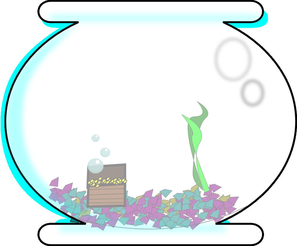 Fishbowl clipart background. Clipartist net clip art