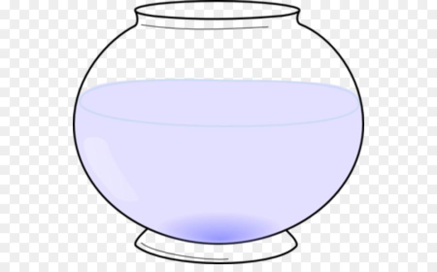Fishbowl clipart bowl water. Circle drawing purple transparent