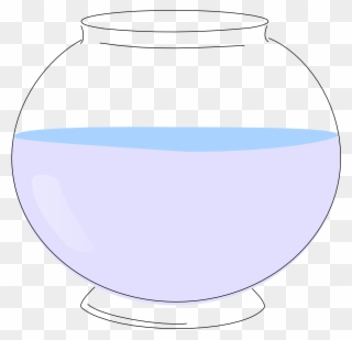 Download free png empty. Fishbowl clipart bowl water