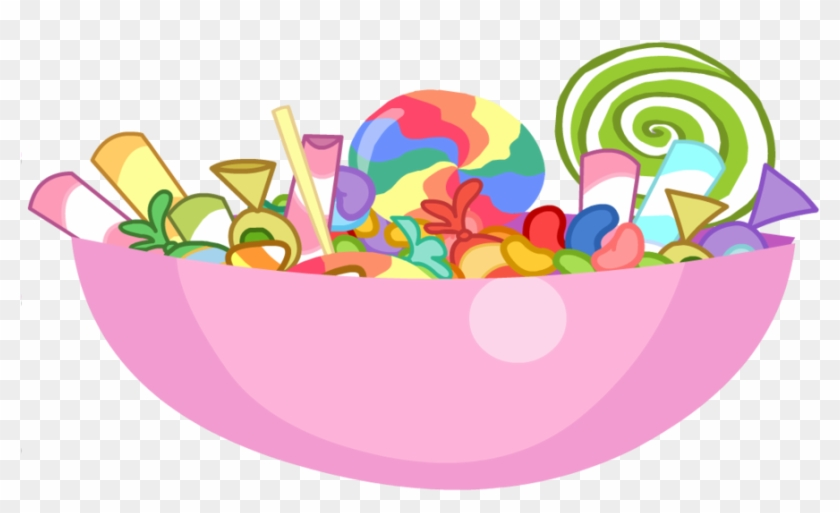 collection of halloween. Fishbowl clipart candy dish