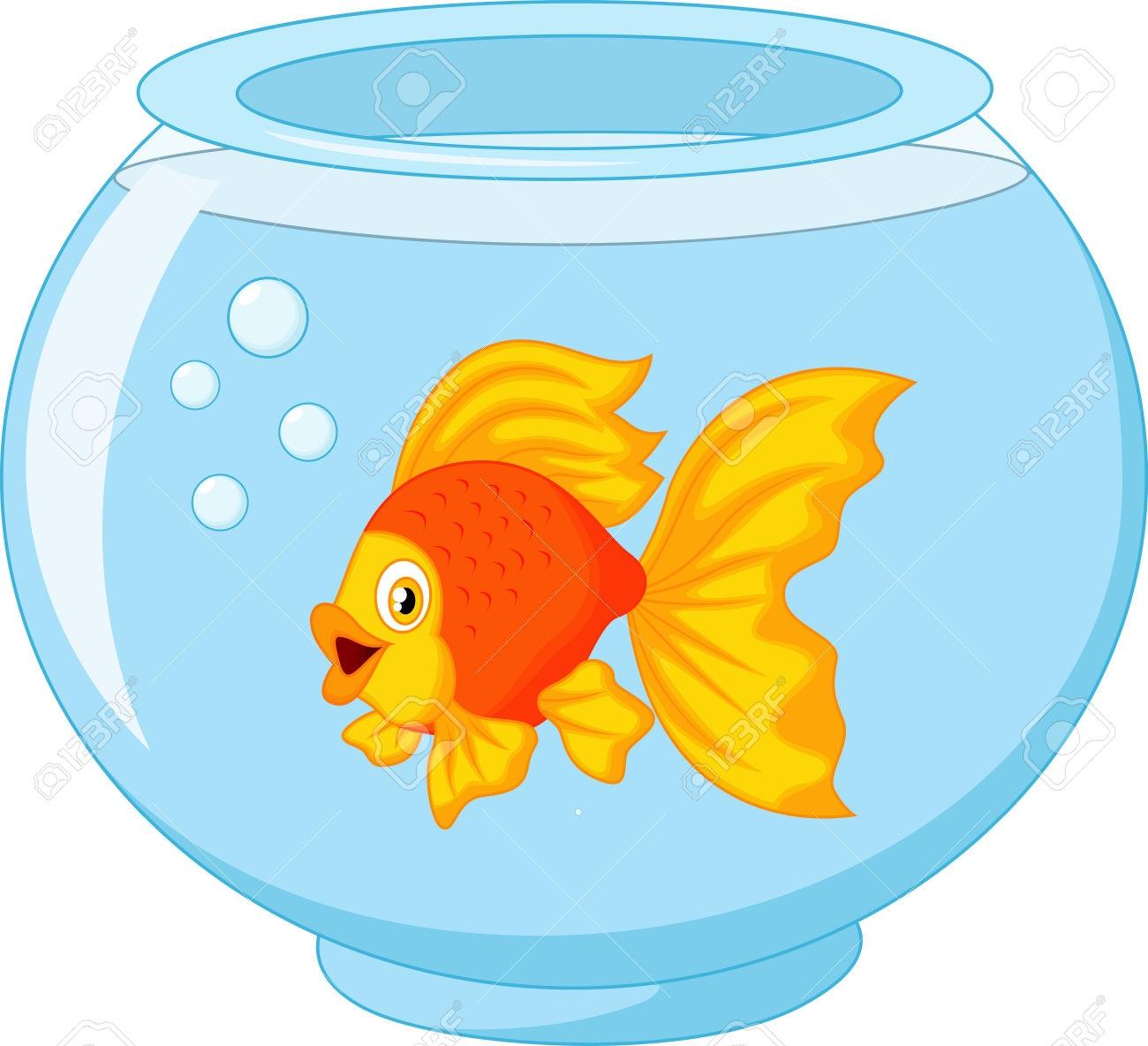 fishbowl clipartlook. Goldfish clipart 5 fish