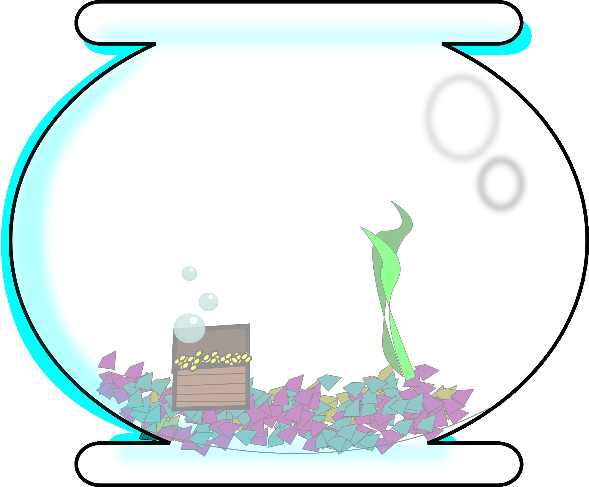 Clipartist net clip art. Fishbowl clipart cartoon