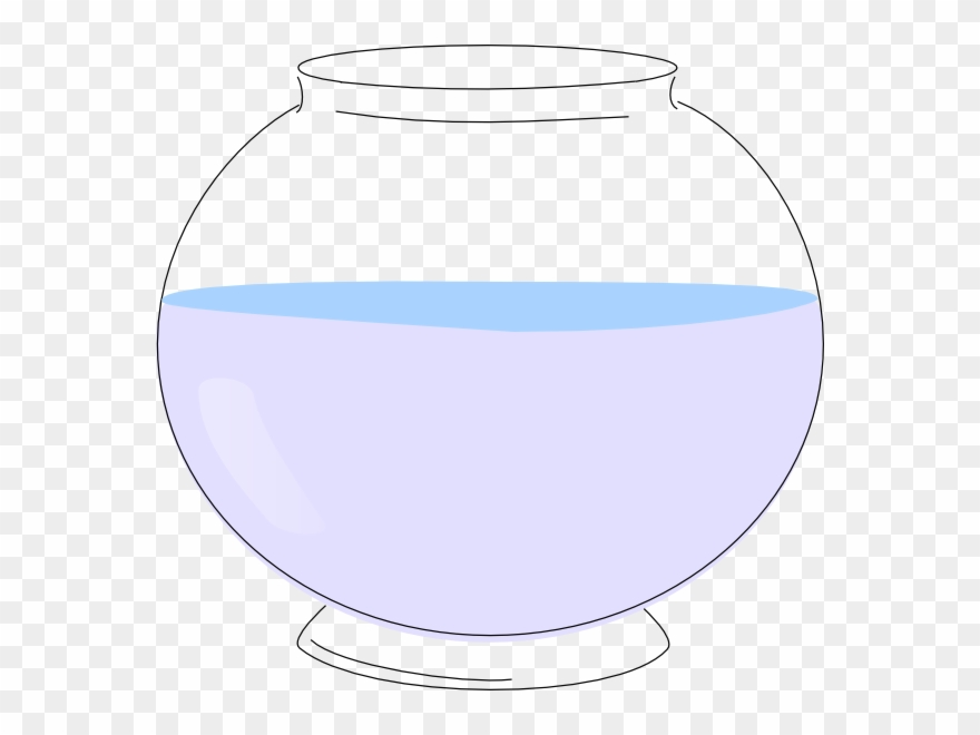 Download free png fish. Fishbowl clipart empty vase