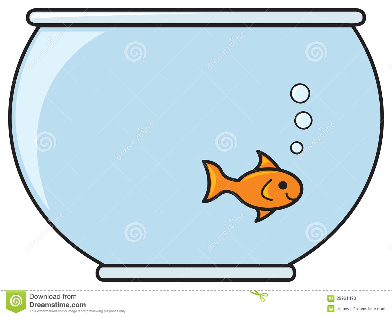 Fishbowl clipart fish swimming. Free download best on