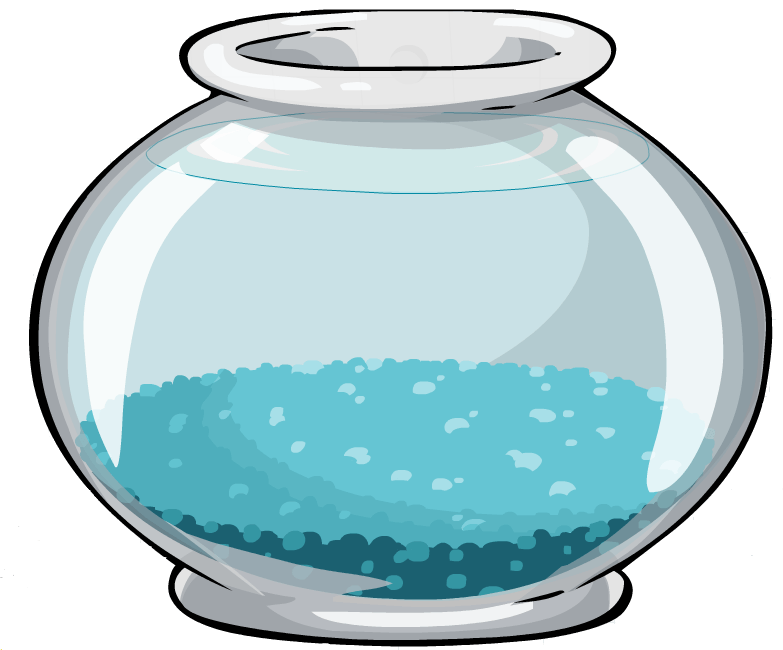 Fishbowl clipart home. No fish cliparts zone